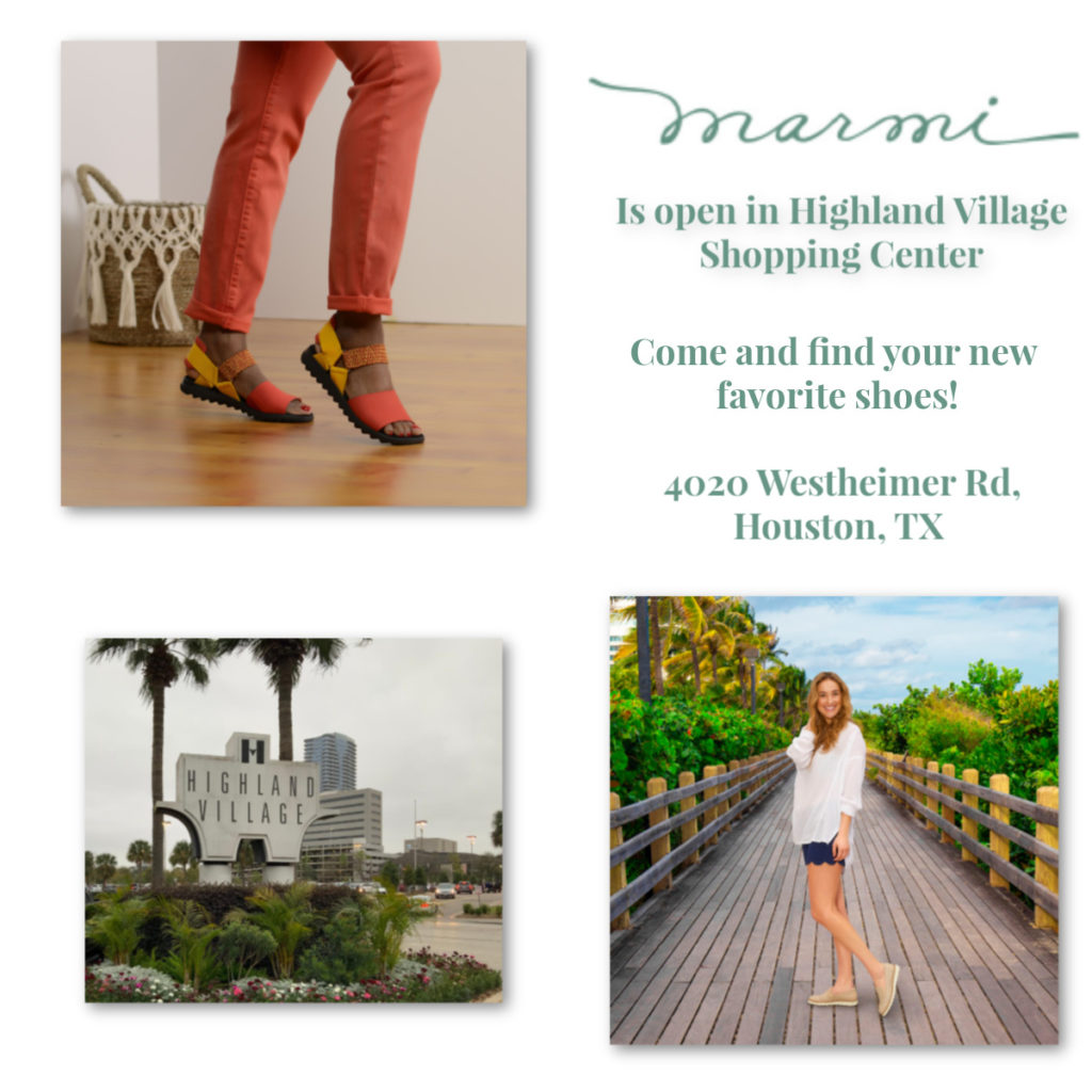 Marmi Shoes in Houston High;and Village