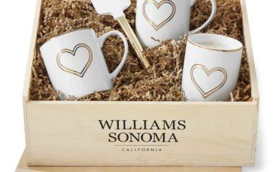 Willams Sonoma Is Open!