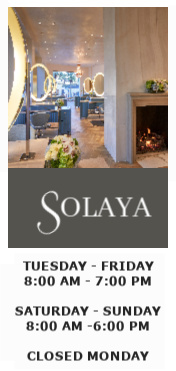 Solaya in Houston's Highland Village