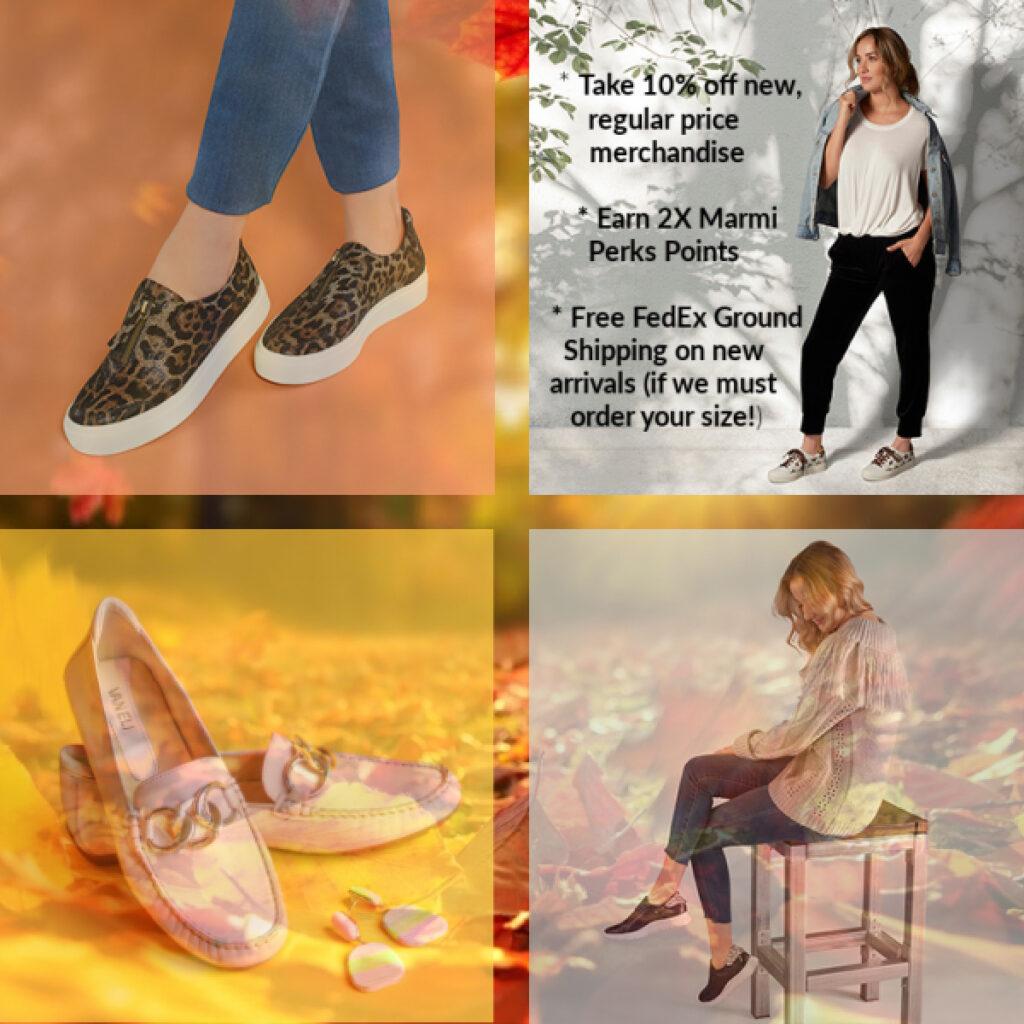 Marmi Shoes in Houston Highland Village