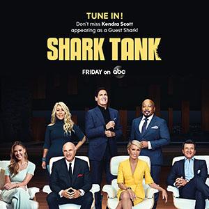 Kendra Scott on Shark Tank