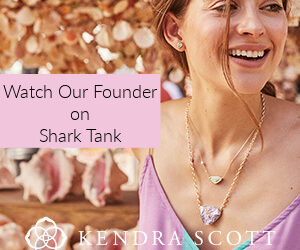 Kendra Scott on Shark Tank